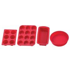 Non-Stick Silicone Bakeware Set