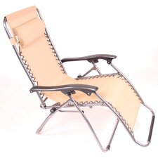 Zero Gravity Chair with Cushion