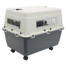 Premium Plastic Dog Yard Kennel