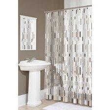 EVA Bars Shower Curtain