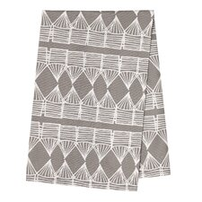 Huts Tea Towel