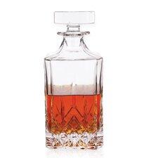 Admiral Glass Liquor 30 oz. Decanter
