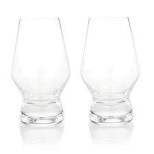 Raye Lead Free 8 Oz. Juice Glass (Set of 2)