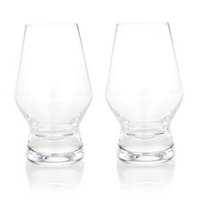 Raye Lead Free 8 oz. Specialty Drink Glass (Set of 2)