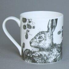 Game and Garden Hare Mug