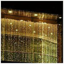300 Bulb LED Curtain Light