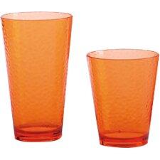 12 Piece Glass Drinkware Set
