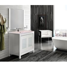 "Versalles 32"" Single Vanity Set with Ceramic Top"
