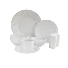 Sparta 50 Piece Dinnerware Set