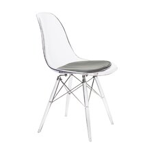 Banks Clear Side Chair (Set of 2)