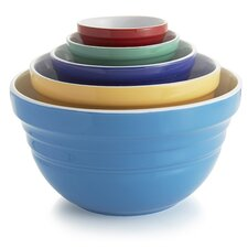 Bistro 5 Piece Saturn Bowl Set
