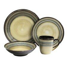 Savannah 16 Piece Dinnerware Set