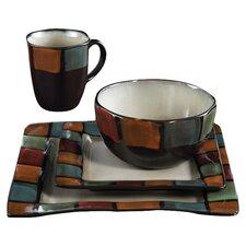 16-Piece Hopscotch Dinnerware Set