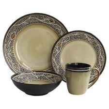 16-Piece Emilie Dinnerware Set