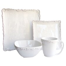 16 Piece Bretane Dinnerware Set