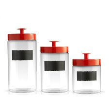 Burnham 3-Piece Canister Set