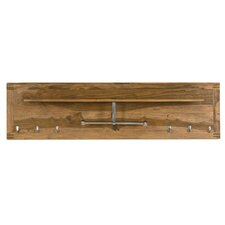 Torino Wall Mounted Coat Rack