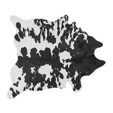 Black/White Area Rug