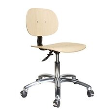 "10"" Office Chair with Adjustable Height"