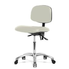 "12"" Lab Chair with Adjustable Height"