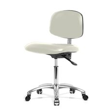 "12"" Office Chair with Adjustable Height"