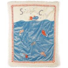 Stinkin Cute Fresh Catch Blanket