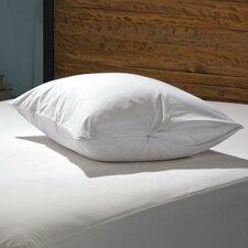 Hypoallergenic Waterproof Bed Bug Zipper Pillow Protector (Set of 2)