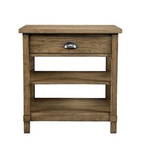 Driftwood Park 1 Drawer Nightstand