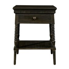 Smiling Hill 1 Drawer Nightstand