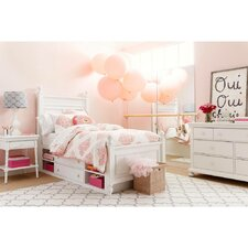 Smiling Hill Panel Customizable Bedroom Set