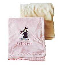 Satin Princess Blanket