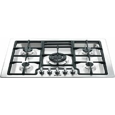 "30"" Gas Cooktop with 5 Burner"