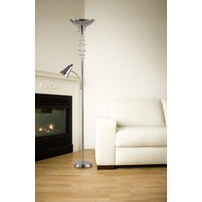 "Halo 71"" Torchiere Floor Lamp"