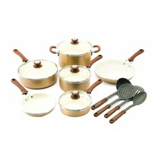 Trisha Yearwood 14-Piece Non-Stick Cookware Set