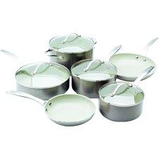 Trisha Yearwood 10 Piece Non-Stick Cookware Set