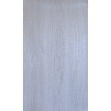 """9"""" x 48"""" x 6.4mm Vinyl Tile in Natural White"""