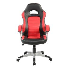High-Back PU Racing Style Gaming Chair