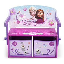 Umwandelbarer Kinder Schreibtisch Eiskönigin - Völlig Unverfroren