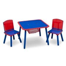 3-tlg. Kinder Tisch-Set