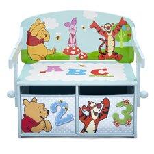 Umwandelbarer Kinder Schreibtisch Pu Der Bär