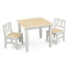 3-tlg. Kinder-Tisch Set
