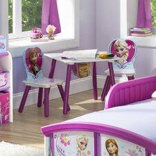 3-tlg. Kinder-Tischset Frozen Eiskönigin - Völlig Unverfroren