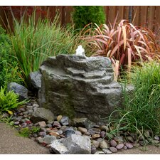 Rock Mountain Spring Pondless Glass Fiber Reinforced Concrete Fountain Kit