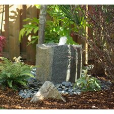 Rock Klamath Basin Pondless Glass Fiber Reinforced Concrete Fountain Kit
