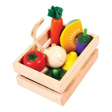 Vegetables Food Crate