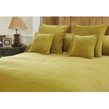 Melange Chenille Bed Coverlet