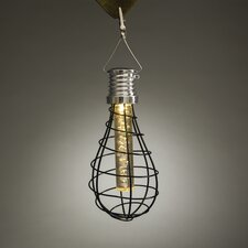 Solar Wire Cage Bulb