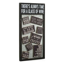 Wine Magnet Wall