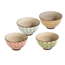 130ml Bowl Set (Set of 4)