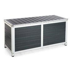 Kissenbox Salo aus Kunststoff und Aluminium
